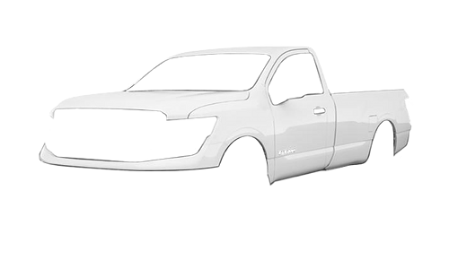 Цвета кузова Titan Single Cab